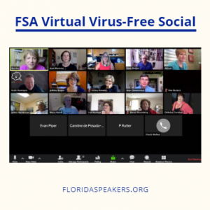 FSA Virtual Members Social