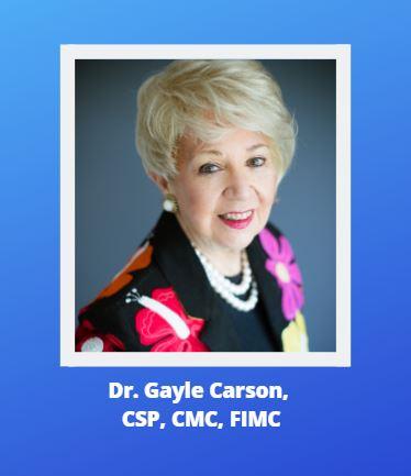 FSA Webinar Dr Gayle Carson