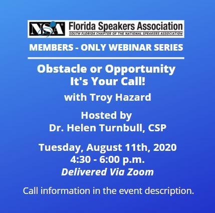 FSA Webinar Troy Hazard